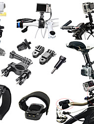 baratos -Outros / Suporte para Bilicicleta / Selim Grampos Prova-de-Água, Outro, Ajustável Ciclismo de Lazer / Ciclismo / Moto / BMX Plástico / Náilon / Inoxidável