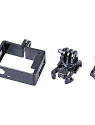 Smooth Frame Screw Mount / Holder 147-Action Camera,Gopro 4 Gopro 3 Gopro 2 Gopro 3+ Others Plastic Aluminium Alloy
