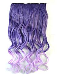 baratos -Body Mix onda cor extensões de cabelo grosso sintéticas clip-on cabelos