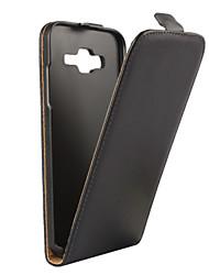 preiswerte -Hülle Für Samsung Galaxy Samsung Galaxy Hülle Flipbare Hülle Ganzkörper-Gehäuse Solide PU-Leder für J5 (2016) / J5 / J3 (2016)