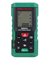 Недорогие -MASTECH ms6416 60m лазерный дальномер