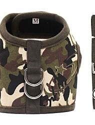Hund Geschirre Hundekleidung Lässig/Alltäglich camuflaje Tarnfarbe Leopard
