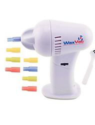 Tuta / Viso / Orecchio massaggiatore Elettrico Rotante Stimula il riciclaggio del sangue Portatile Plastic #(1)