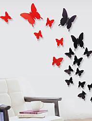 povoljno -Životinje Moda Zid Naljepnice Zidne naljepnice Dekorativne zidne naljepnice, Vinil Početna Dekoracija Zid preslikača Zid
