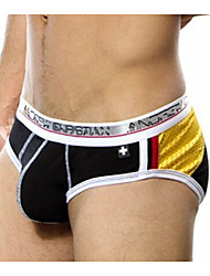 cheap -men's underwear  men breathable cotton brief underpants sexy mens briefs A3003
