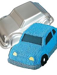 economico -quattro c tortiera in alluminio forma di auto teglia, forniture di cottura
