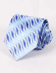 Corbatas (Azul Claro , Poliéster)- Modelo