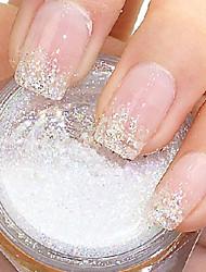 baratos -1 Glitter & Poudre Pó Abstracto Clássico Alta qualidade Diário