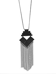cheap -Women's Tassel Pendant Necklace - Necklace Jewelry For Party, Daily, Casual