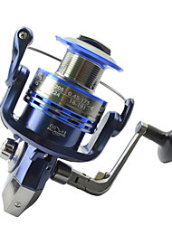 Fishing Carp Reels Big 10 Ball Bearings + 1 Roller Bearing Fish Reel Wheel 7000 Series Reels