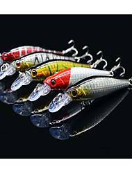 "cheap -5 pcs Hard Bait Minnow Lure kits Fishing Lures Lure Packs Minnow Hard Bait g / Ounce mm / 3-1/4"" inch, Hard Plastic Sea Fishing Bait"