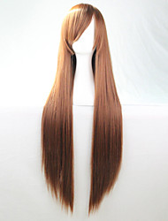 cheap -Cheap Products Synthetic Wigs Lolita Anime Wig Cosplay Hair Wig 80cm Long  Straight Wig