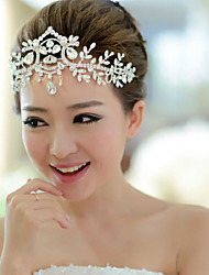 cheap -Acrylic Headbands 1 Wedding Special Occasion Headpiece