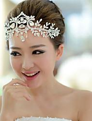 Недорогие -акриловые головные уборы головной убор свадебная вечеринка элегантный женский стиль