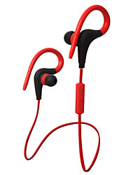 cheap -In Ear Wireless Headphones Plastic Sport & Fitness Earphone with Volume Control with Microphone Noise-isolating Headset