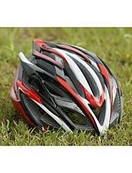 Moto Capacete CE EN 1077 CE Certificado Ciclismo 24 Aberturas Ajustável Montanha Ultra Leve (UL) Jovem Mulheres Unisexo Ciclismo de