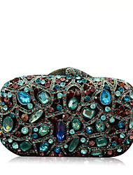 cheap -Ladies Rhinestone Clutch Evening Party Bags