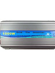 cheap -1000W 30V/36V Grid Tie Inverter MPPT Function Pure Sine Wave 110V Output 60 72 Cells Panel Input On Grid Tie Inverter
