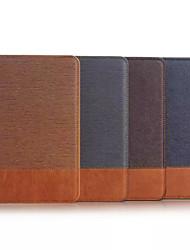 preiswerte -Hülle Für Samsung Galaxy / Tab A 9.7 Samsung Galaxy Hülle Geldbeutel / Kreditkartenfächer / mit Halterung Ganzkörper-Gehäuse Solide Textil für