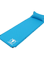 cheap -Inflated Mat Self-Inflating Camping Pad Anti-Shake/Damping Moistureproof/Moisture Permeability Waterproof Inflated PVC Other PVC Beach