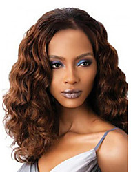 cheap -European and American Ppopular High Quality Fashion Color Curly Hair Wig