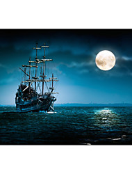 cheap -Prints Poster Sailing Art Picture Pictures Print On Canvas  1pcs/set (Without Frame)