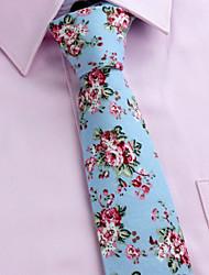 abordables -Homme Fête / Soirée Style formel Luxe Motif Bureau / Affaires Cravate - Stylé, Créatif