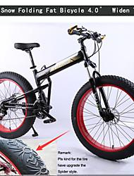 abordables -Vélo tout terrain Cyclisme 21 Vitesse 26 pouces / 700CC Frein à Double Disque Fourche à Suspension Suspension Arrière Ordinaire Alliage d'aluminium