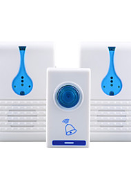 One Drag Two Wireless Remote Control Doorbell Combination With Music