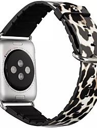 preiswerte -Uhrenarmband für Apple Watch Series 3 / 2 / 1 Apple Handschlaufe Klassische Schnalle PU