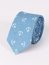 festa masculina / casamento à noite impresso gravata magenta azul