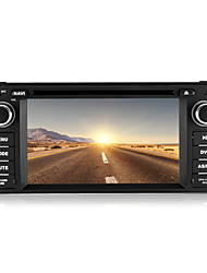 abordables -Chtechi 6.2 pulgada 2 Din Windows CE 6.0 / Windows CE En tablero reproductor de DVD Bluetooth Integrado / GPS / Interface 3D para Jeep Apoyo / Control de Volante / Salida para Subwoofer / Juegos