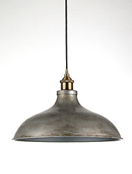 cheap -1 Lights/Pendant Lamps/Antique/Vintage Style/Industry Style/Iron MetalsDrop Light
