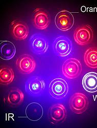 Voksende lyspærer 18 lysdioder Dekorativ 85-265V