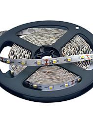 cheap -JIAWEN® 5M 300-3528 SMD 2000lm 3000-3200K / 6000-6500K Warm White / white Light Flexible LED Strip Lamp  (DC12V /5M)