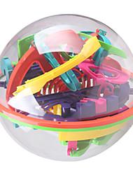 Недорогие -Горячая игрушки разведки магический шар 3d шаровой лабиринт 138 игрушек для детей на уровне Развивающие игрушки забавные подарки для детей