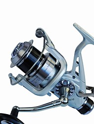 cheap -Fishing Reel Carp Fishing Reels Spinning Reel 5.2:1 Gear Ratio+11 Ball Bearings Hand Orientation Exchangable Sea Fishing Spinning Jigging