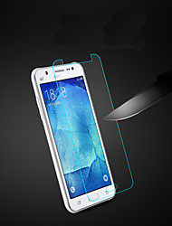 cheap -Screen Protector for Samsung Galaxy J5 PET Front Screen Protector