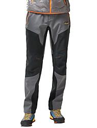 Per uomo Pantaloni impermeabili Ompermeabile Tenere al caldo Antivento Design anatomico Permeabile all'umidità Indossabile Traspirante