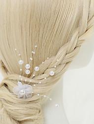 Alloy Hair Pin Headpiece Wedding Party elegante estilo clássico feminino