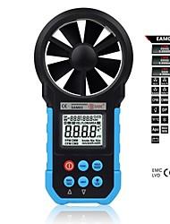 Недорогие -bside eam03 цифровой анемометр ветра измеритель скорости тестер влажности температуры anemometro потока воздуха&USB в режиме