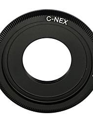 schwarz C-Mount Objektiv Sony NEX-5 NEX-3 NEX-C3 NEX5 NEX-VG10 Adapter c-nex