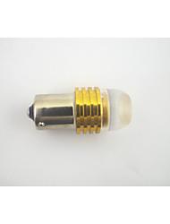 abordables -BA15S / 1156 1.5w1 mazorca llevó la luz amarilla (12v)