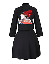 cheap -Women's Chic & Modern Multi Color, Modern Style