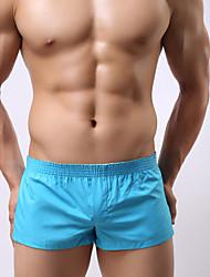 Pamuklu Boxer DonlarTek Renk