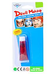 billige -Midlertidig maling Halloween Flash tatovering Midlertidige Tatoveringer