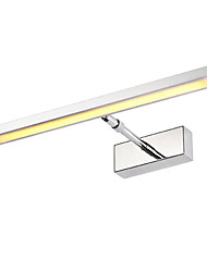 cheap -LED / Mini Style / Bulb Included Bathroom Lighting,Modern/Contemporary LED Integrated Metal
