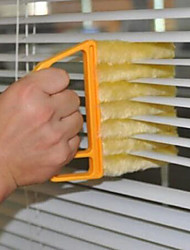cheap -Creative Shutter Shade Cleaning Brush Can Unpick and Wash