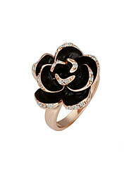 cheap -Ring - Stylish 6 / 7 / 9 Black For Wedding / Party / Evening