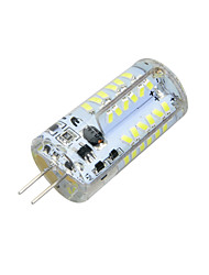 3W G4 LED à Double Broches T 57 SMD 3014 200-300 lm Blanc Chaud Blanc Froid 3000-3500K/6000-6500K K Décorative AC 12 V